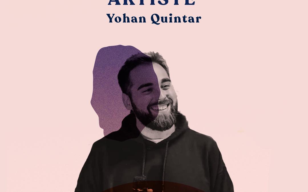 10. Devenir freelance pour se consacrer à son art – avec Yohan Quintar