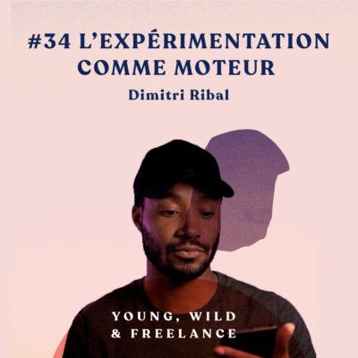 34. L'expérimentation comme moteur – avec Dimitri Ribal