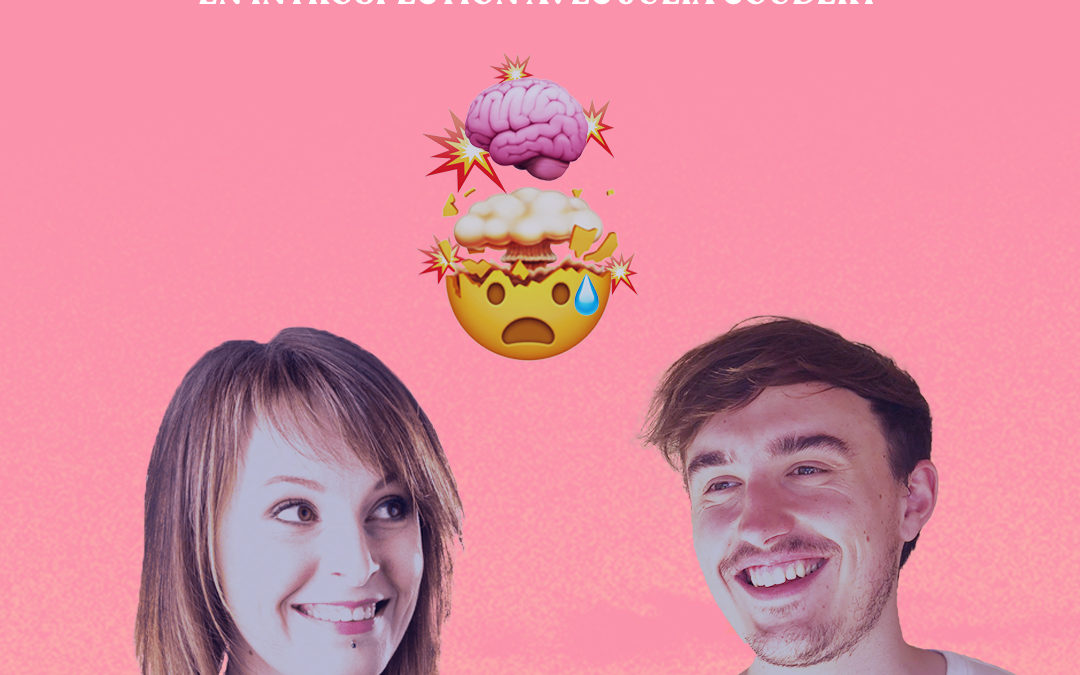 Inscription Brainfuck avec Julia Coudert