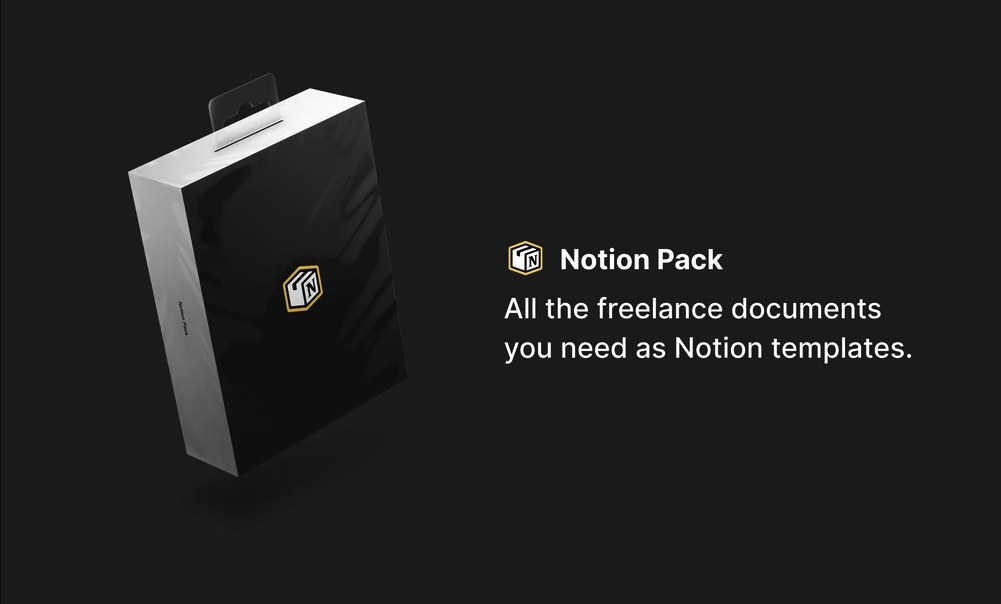 Notion Pack