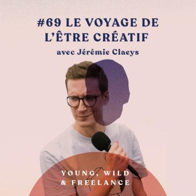 Le voyage de l'être créatif – avec Jérémie Claeys